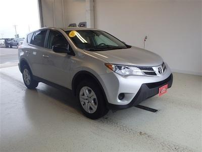 2013 Toyota RAV4 SUV for sale in Watertown for $25,000 with 27,544 miles.