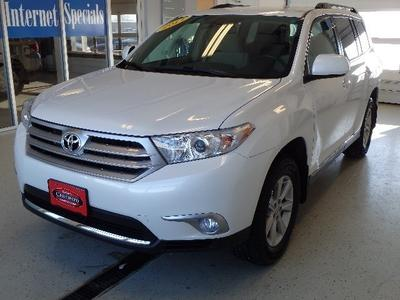 2011 Toyota Highlander Base SUV for sale in Watertown for $27,399 with 26,311 miles.