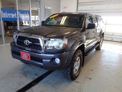 2011 Toyota Tacoma Double Cab Crew Cab Pickup for sale in Watertown for $30,998 with 8,053 miles.