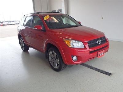 2011 Toyota RAV4 Sport SUV for sale in Watertown for $22,850 with 28,500 miles.