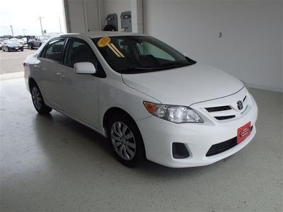 2012 Toyota Corolla LE Sedan for sale in Watertown for $14,421 with 54,021 miles.
