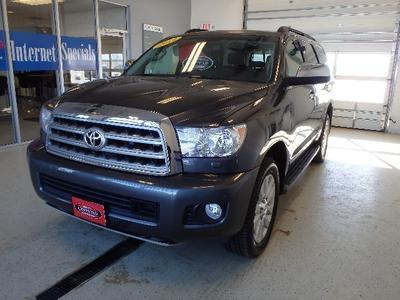 2012 Toyota Sequoia SUV for sale in Watertown for $47,698 with 32,877 miles.