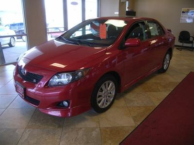 2010 Toyota Corolla S Sedan for sale in Helena for $14,992 with 35,035 miles.