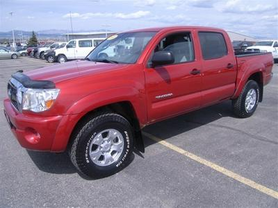 2011 Toyota Tacoma Double Cab Crew Cab Pickup for sale in Helena for $27,992 with 40,905 miles.