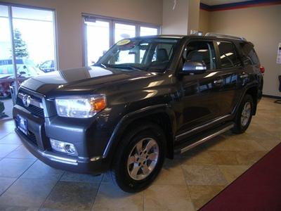 2011 Toyota 4Runner SR5 SUV for sale in Helena for $31,721 with 67,444 miles.