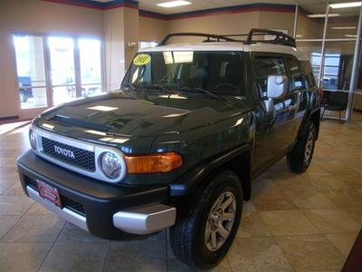2011 Toyota FJ Cruiser Base SUV for sale in Helena for $28,971 with 44,765 miles.