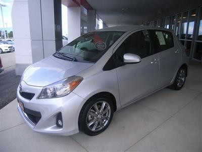 2012 Toyota Yaris SE Hatchback for sale in Helena for $15,632 with 21,233 miles.