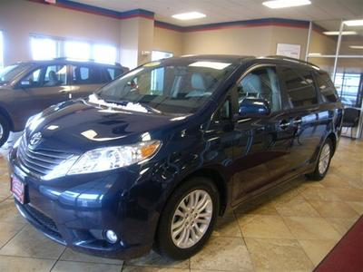 2011 Toyota Sienna Base Minivan for sale in Helena for $28,721 with 49,590 miles.