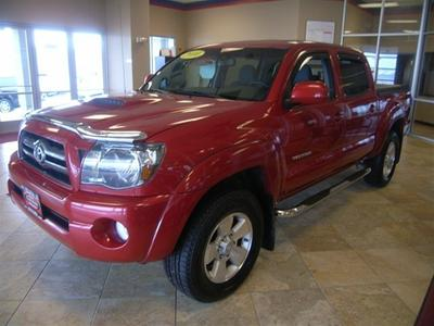 2010 Toyota Tacoma Double Cab Crew Cab Pickup for sale in Helena for $27,821 with 61,009 miles.