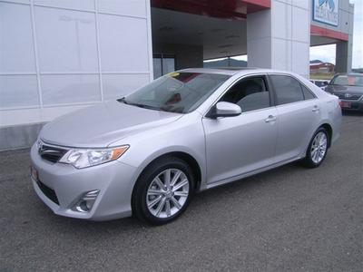 2012 Toyota Camry XLE Sedan for sale in Helena for $24,871 with 28,663 miles.