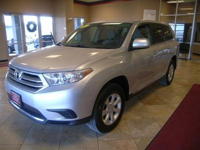 2011 Toyota Highlander Base SUV for sale in Helena for $24,792 with 48,340 miles.