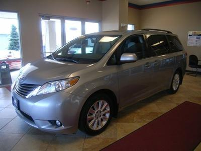 2012 Toyota Sienna Minivan for sale in Helena for $33,791 with 29,566 miles.