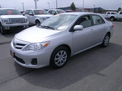 2011 Toyota Corolla LE Sedan for sale in Helena for $15,621 with 33,796 miles.