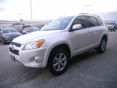 2011 Toyota RAV4 Limited SUV for sale in Helena for $24,981 with 25,670 miles.