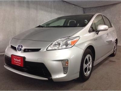2012 Toyota Prius Two Hatchback for sale in Kalispell for $17,990 with 48,475 miles.