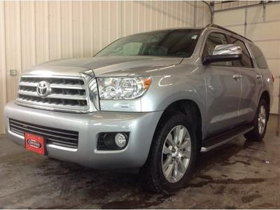2011 Toyota Sequoia Limited SUV for sale in Kalispell for $37,977 with 53,143 miles.