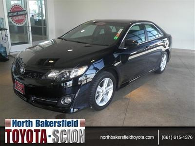 2014 Toyota Camry Sedan for sale in Bakersfield for $20,200 with 24,652 miles.