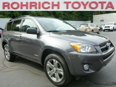 2012 Toyota RAV4 Sport SUV for sale in Pittsburgh for $22,798 with 31,526 miles.