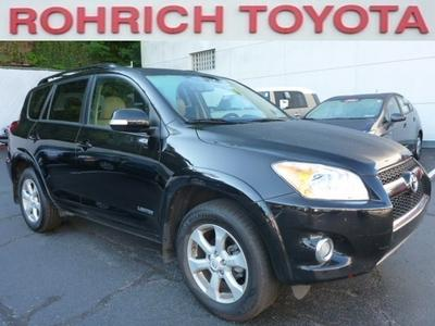 2011 Toyota RAV4 Limited SUV for sale in Pittsburgh for $23,866 with 37,184 miles.