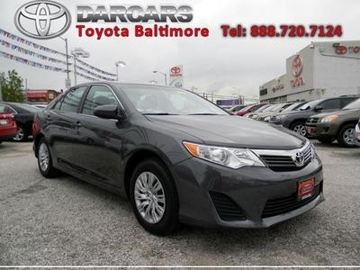 2014 Toyota Camry Sedan for sale in Baltimore for $22,995 with 8,061 miles.