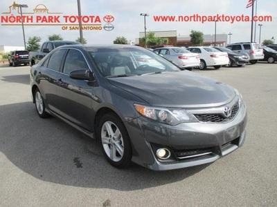 2013 Toyota Camry Sedan for sale in San Antonio for $20,995 with 18,200 miles.