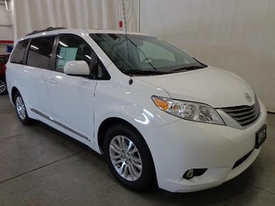 2013 Toyota Sienna Minivan for sale in Springfield for $32,105 with 7,774 miles.