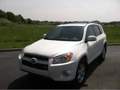 2011 Toyota RAV4 Limited SUV for sale in Terre Haute for $24,746 with 40,855 miles.