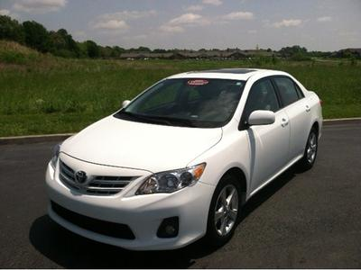 2013 Toyota Corolla LE Sedan for sale in Terre Haute for $17,986 with 26,049 miles.