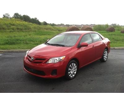 2012 Toyota Corolla LE Sedan for sale in Terre Haute for $14,917 with 29,062 miles.
