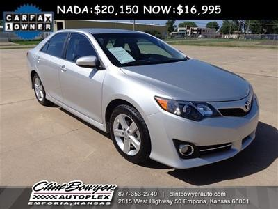2013 Toyota Camry Sedan for sale in Emporia for $18,995 with 38,775 miles.