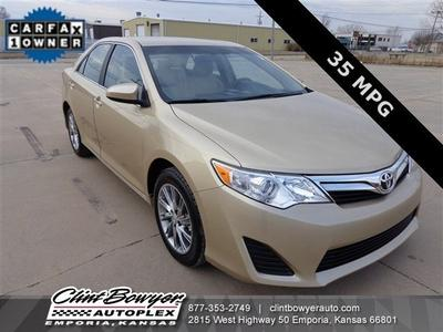 2012 Toyota Camry LE Sedan for sale in Emporia for $18,995 with 35,585 miles.