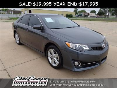 2013 Toyota Camry Sedan for sale in Emporia for $20,995 with 8,631 miles.