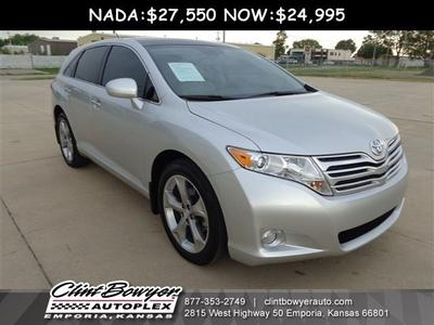 2011 Toyota Venza Base SUV for sale in Emporia for $25,995 with 29,091 miles.