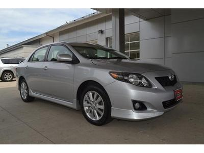2010 Toyota Corolla S Sedan for sale in West Roxbury for $13,000 with 49,958 miles.