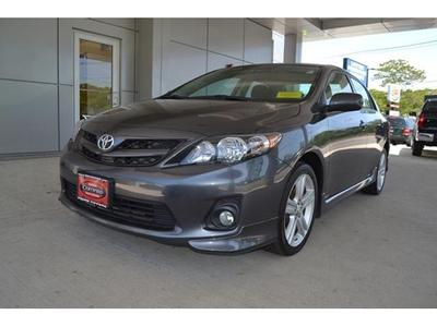 2013 Toyota Corolla Sedan for sale in West Roxbury for $15,700 with 22,370 miles.