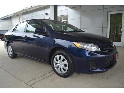 2011 Toyota Corolla LE Sedan for sale in West Roxbury for $14,000 with 37,485 miles.