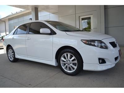 2010 Toyota Corolla S Sedan for sale in West Roxbury for $13,200 with 53,874 miles.