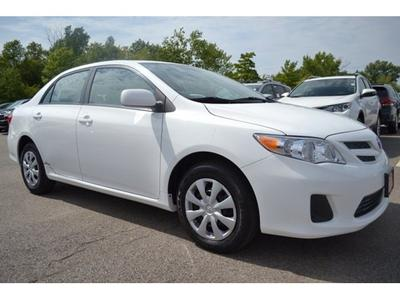 2011 Toyota Corolla LE Sedan for sale in West Roxbury for $13,500 with 34,782 miles.