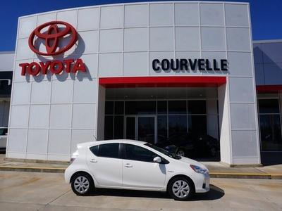 2012 Toyota Prius C Three Hatchback for sale in Opelousas for $18,990 with 21,273 miles.
