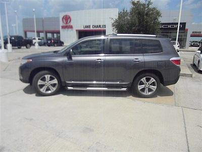 2011 Toyota Highlander Base SUV for sale in Lake Charles for $32,995 with 30,762 miles.