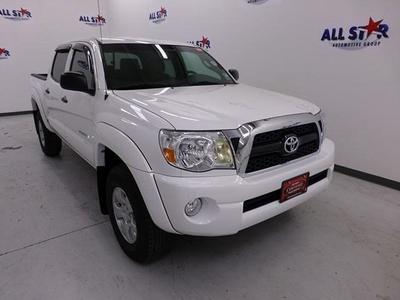 2011 Toyota Tacoma Double Cab Crew Cab Pickup for sale in Baton Rouge for $28,800 with 9,815 miles.