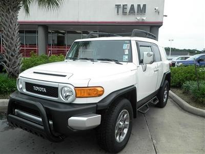2011 Toyota FJ Cruiser Base SUV for sale in Baton Rouge for $32,788 with 37,889 miles.