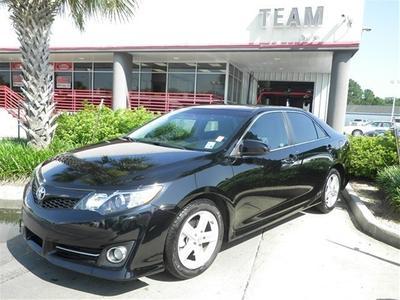 2013 Toyota Camry Sedan for sale in Baton Rouge for $22,877 with 12,238 miles.