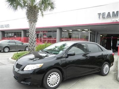 2010 Toyota Corolla LE Sedan for sale in Baton Rouge for $13,988 with 33,562 miles.