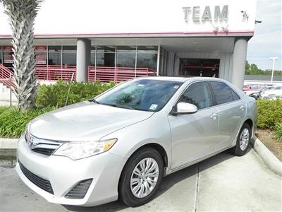 2013 Toyota Camry Sedan for sale in Baton Rouge for $20,966 with 5,373 miles.