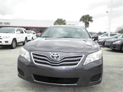 2011 Toyota Camry LE Sedan for sale in Baton Rouge for $17,377 with 40,502 miles.
