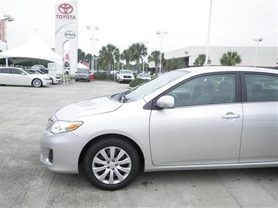 2013 Toyota Corolla LE Sedan for sale in Baton Rouge for $16,755 with 34,232 miles.