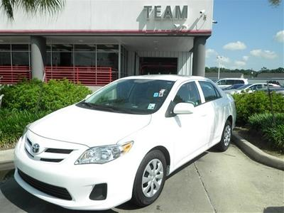 2013 Toyota Corolla Sedan for sale in Baton Rouge for $17,977 with 4,629 miles.