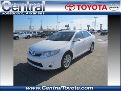 2012 Toyota Camry Hybrid XLE Sedan for sale in Jonesboro for $26,000 with 17,900 miles.