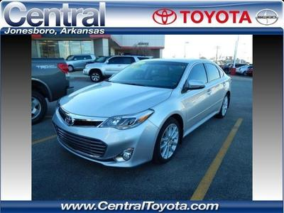 2013 Toyota Avalon Sedan for sale in Jonesboro for $35,495 with 4,961 miles.